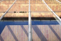 Médiathèque de Vélizy-Villacoublay Soleil 15°C le 30 septembre 2017